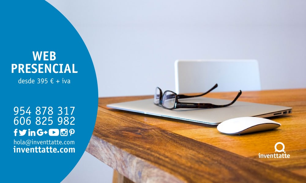 Diseño Web Presencial en Utrera Sevilla
