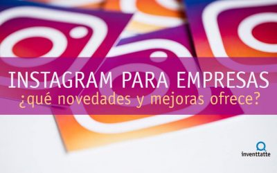 ¿Qué novedades aporta el perfil de Instagram para empresas?