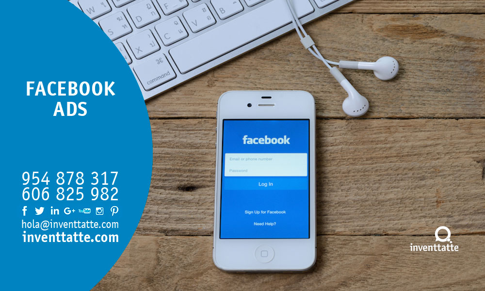 Facebook Ads Marketing Online Utrera Sevilla