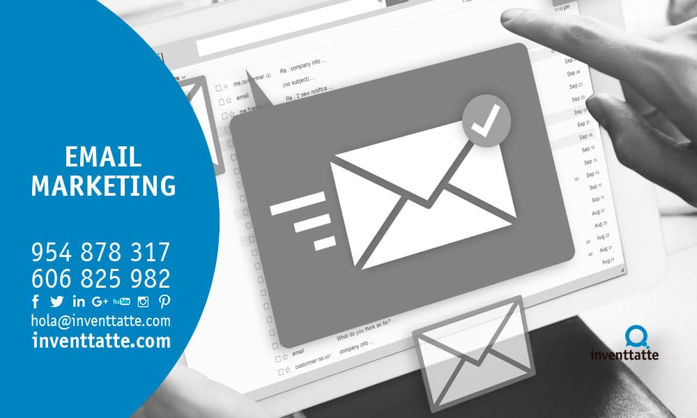 emailing email marketing utrera sevilla