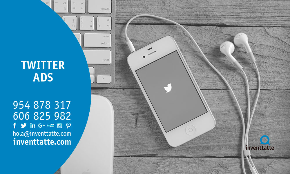 Twitter Ads Marketing Online Utrera Sevilla