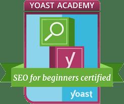 Certificación Yoast SEO