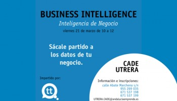 Business Intelligence - CADE de Utrera